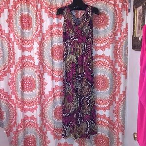 Forever M Maxi Dress